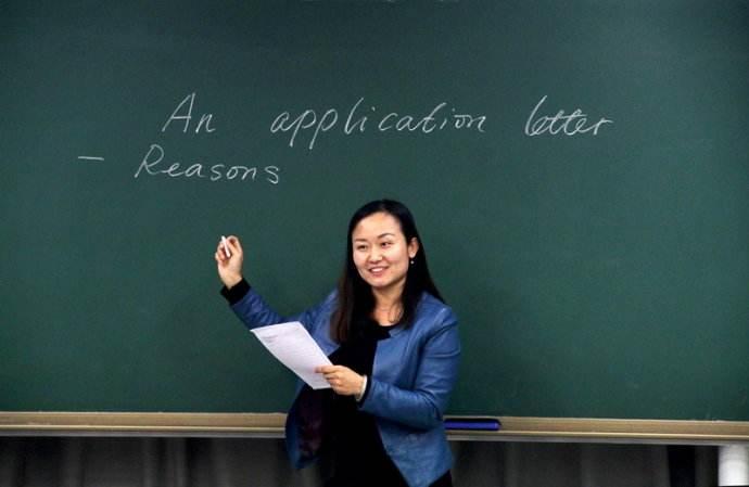 兼职托业英语老师