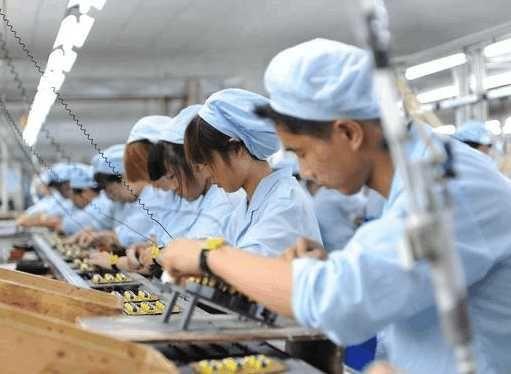 广州无人机玩具厂临时工18元/小时包吃住